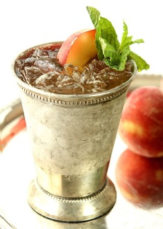 Honeypeachmintjulepbycreativeculinary